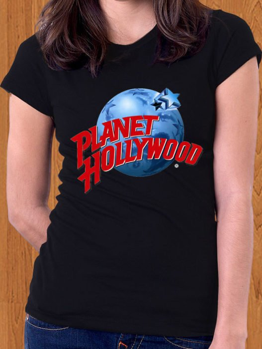 camisa planeta hollywood