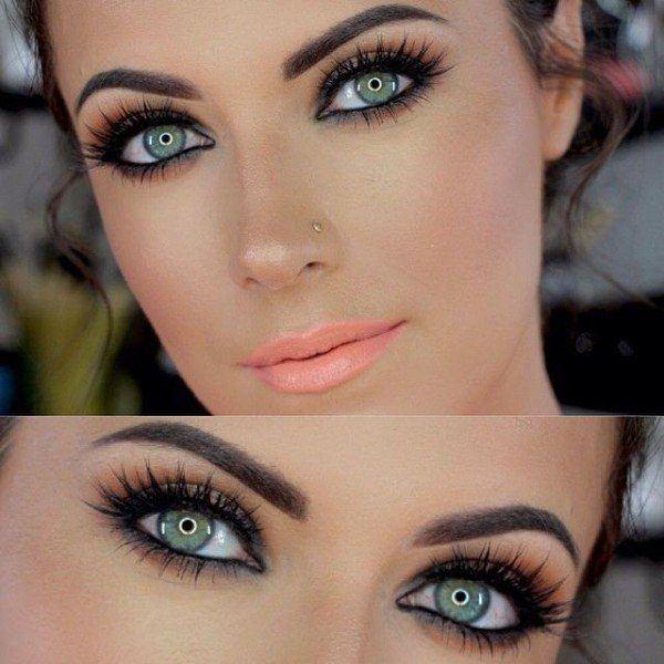 como-maquiar-olhos-verdes