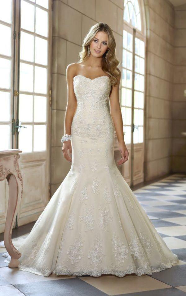 vestidos de noiva-sereia-corte-cauda-larga